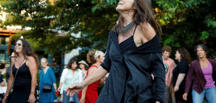 Summer street dances bring us together
